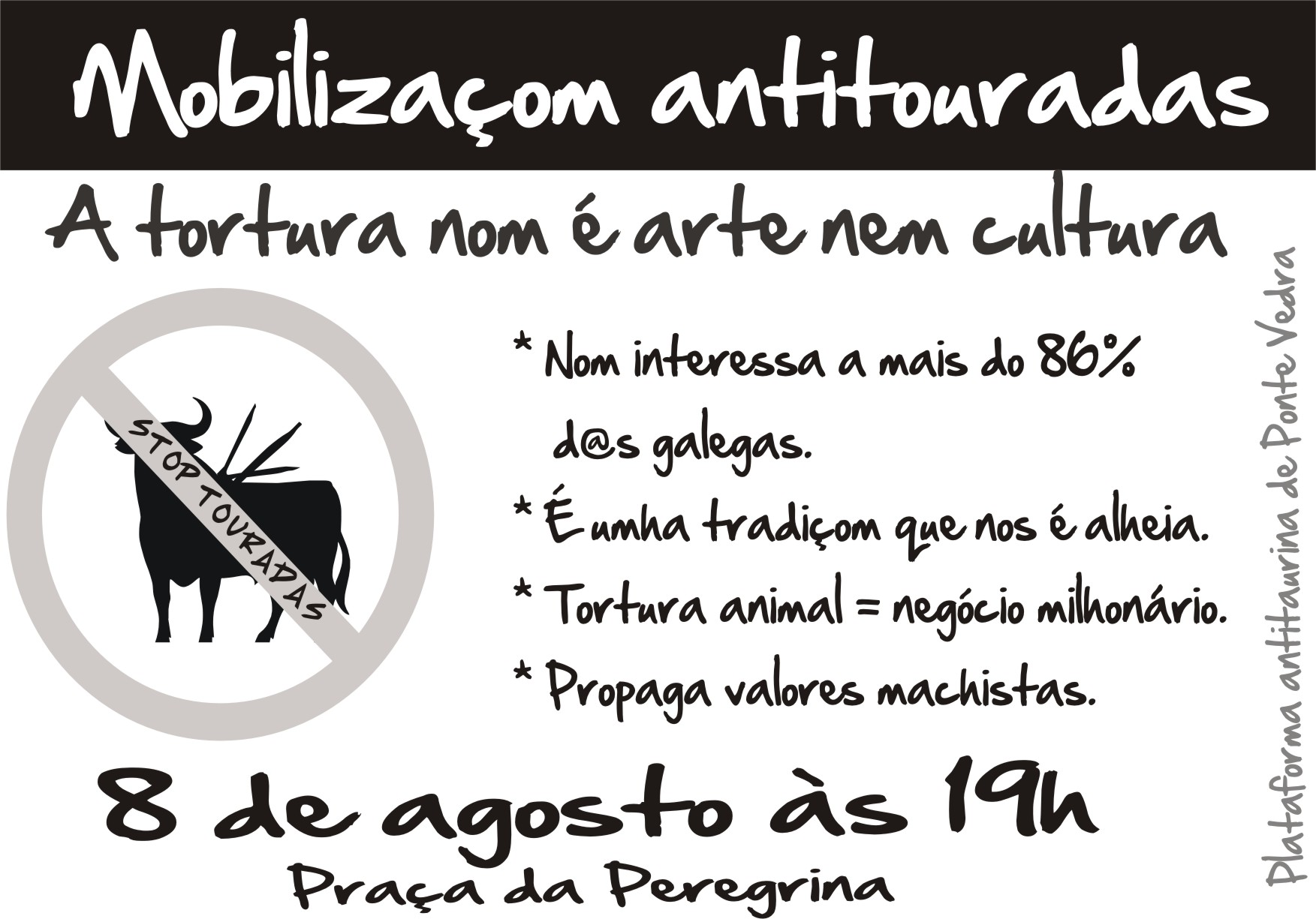 Pontevedra antitaurina