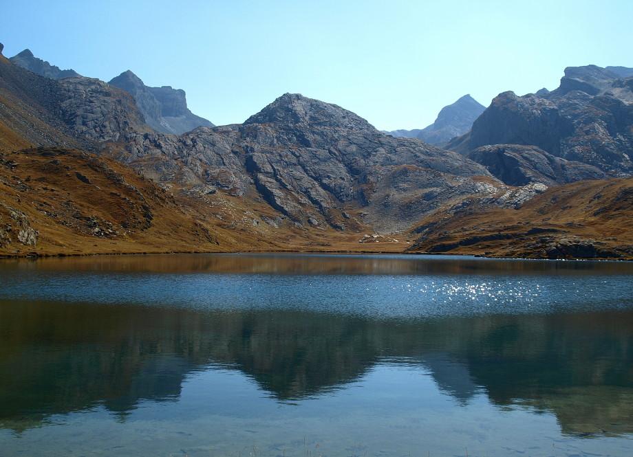 13 Lac du Lauzanier