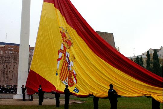 Homenaje_bandera_Colon