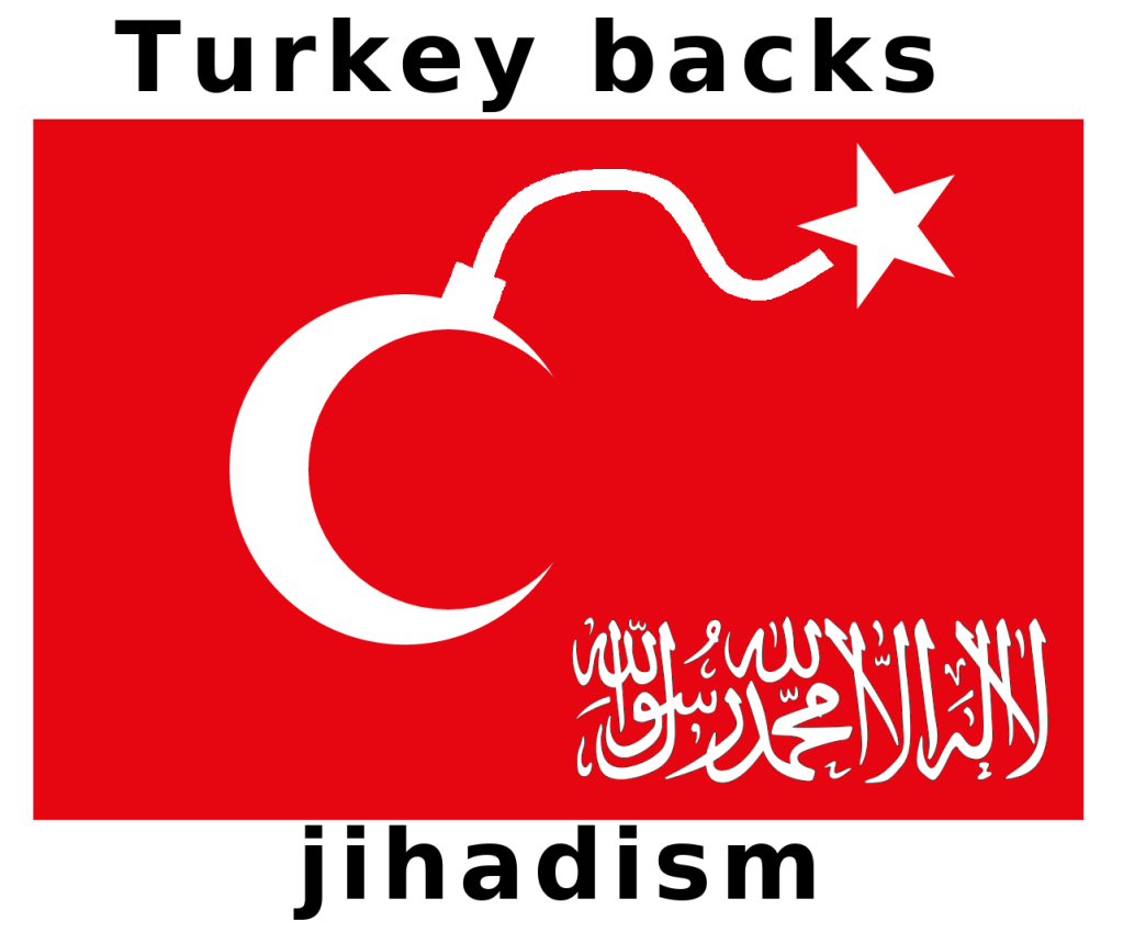 turkey backs jihadism